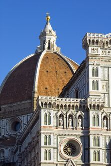 Duomo (Cathedral), Florence (Firenze), UNESCO World Heritage Site, Tuscany
