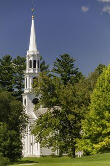 The First Congregational Church in Williamstown