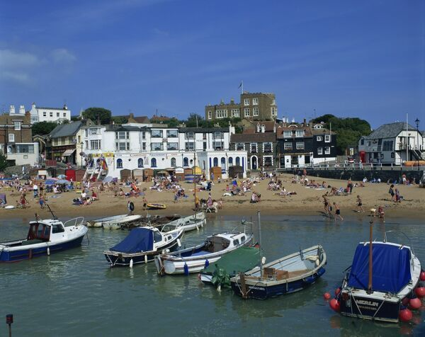 Broadstairs, Kent, England, United Kingdom, Europe