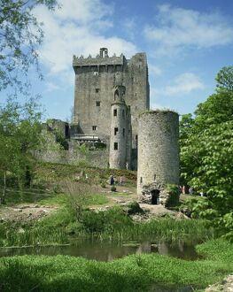 Blarney Castle, County Cork, Munster, Republic of Ireland, Europe