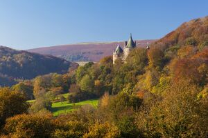castell coch castle coch the red castle tongwynlais
