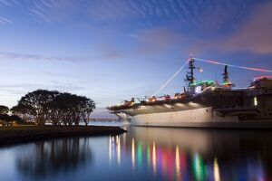USS Midway Aircraft Carrier Museum, San Diego, California, United States of America